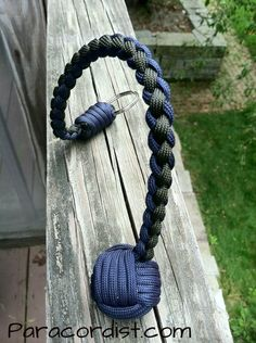 http://www.paracordist.com #Paracordist Fobs, Monkeys Fist Keychains and Battering Rams ARE BACK! #paracord #selfdefense