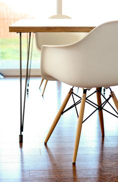 25 fascinating hair pin legs images metal tables table legs rh pinterest com
