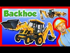 be51147c Diggers for Children with Blippi and More | 1 Hour Long! | Jack Jack ...
