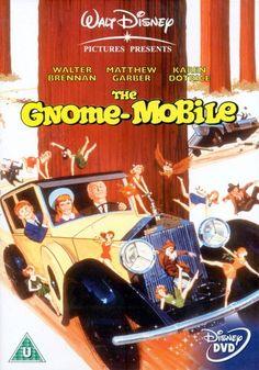 """THE GNOMBE-MOBILE"".   (1967)"