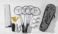 Badminton set #Badminton #Badmintonset Shops, Tennis Racket, Outdoor, Shopping, Outdoors, Tents, Retail, Outdoor Games, The Great Outdoors
