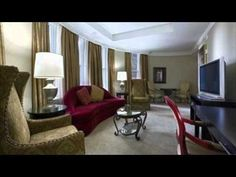 The Skirvin Hilton Oklahoma City. Rooms from $299 per night.