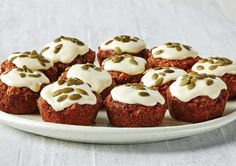 Free mike's pumpkin cupcakes recipe. Try this free, quick and easy mike's pumpkin cupcakes recipe from countdown.co.nz. Easy Cupcake Recipes, Top Recipes, Baking Recipes, Recipies, Healthy Treats, Easy Healthy Recipes, Healthy Eating, Cupcake Mold, Cream Cheese Spreads