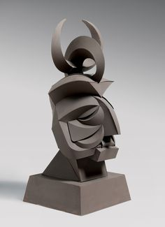 sculpture, paper, Irving Harper3