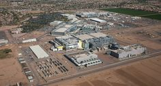 Intel Investing $7B In Arizona Next-Generation Semiconductor Factory #AdvancedManufacturing #Arizona #DailyNews #Featured