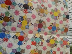 Friendship Garden quilt.