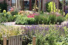Beautiful Garden just 18 months after planting! by Paperbark garden Design