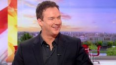 Singer Russell Watson speaks to BBC Breakfast about preparing to star in the musical Follies at the Royal Albert Hall.