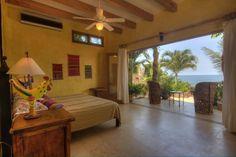 Casa Corona del Mar for Rent in Punta el Custodio, Platanitos, Mexico, 2 hours north of Puerto Vallarta