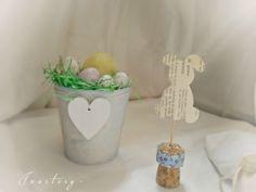 inartesy- Handmade, Food, Graphics, Lifestyle: Idee per decorare la tavola di Pasqua
