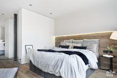 Decoración dormitorios: Ideas para decorar un dormitorio de matrimonio pequeño - Foto 3 Toulouse, Master Room, Ideas Para, Interior Design, Bed, House, Furniture, Home Decor, Barcelona 2017