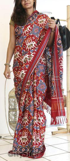 Vanilla presents Patan Patola
