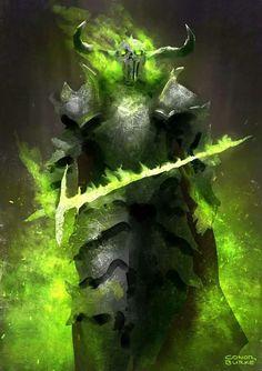Fantasma guerrero