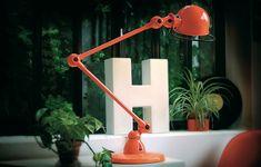 #Loft D6440 Desk Lamp by #Jieldé - #modernthings #atouchofcolor #inspiredbybeauty