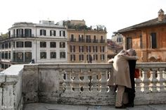 Old or young Italy brings out the romantic in us all