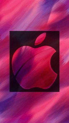 Apple Wallpaper Iphone, Iphone Wallpapers, Apple Iphone, Yin Yang Art, Apple Decorations, Pink Apple, Tumblr Wallpaper, Apple Ipad, Workouts