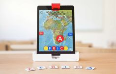 Buy Osmo at playosmo.com and they'll give a free one to your child's school! Play Beyond the Screen with Tangrams, Words, Masterpiece, and Newton!