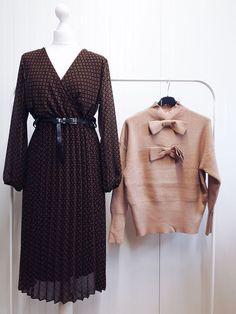 #szafanaulicy #zima2019 #zima High Neck Dress, Dresses, Fashion, Dress, Turtleneck Dress, Vestidos, Moda, Fashion Styles, Fashion Illustrations