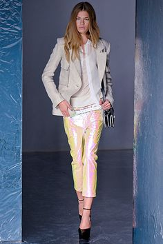 Theyskens' Theory - am i crazy or are these pants awesome?