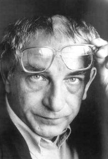 Krzysztof Kieslowski, Polish film director and screenwriter, known one of the greatest filmmakers in the history of cinema.