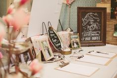 wedding expo ideas, bridal show ideas - Malissa Ahlin Photography