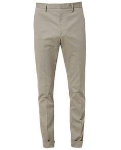 GUCCI Turn-Up Cuff Trousers. #gucci #cloth #