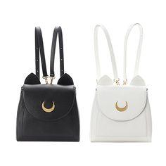 Sailor moon PU backpack free shipping