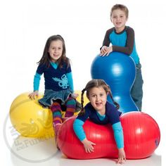 Peanut Ball Exercise Chair | Balance & Stability Ball Chair for Specials Needs Children