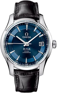 Omega. Wear your heart on your sleeve? I'd rather wear a watch on my wrist. #LuxWorldwide #luxury #watch
