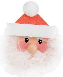 Bearded Santa Jar Lid