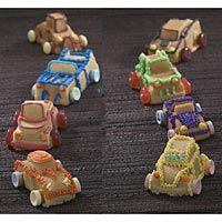 Classic Cars Sweet Rides Cupcake Pan - Kitchen Krafts
