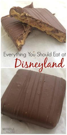All the BEST Disneyland Foods!