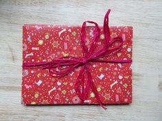 Briefumschläge - 8 Briefumschläge *Weihnachten *Christmas *X-Mas - ein Designerstück von madolescent bei DaWanda