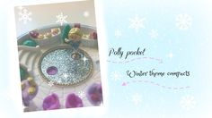 Polly pocket, winter theme