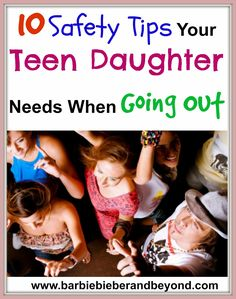 10 Safety Tips every Teen girl should know, to protect themselves......