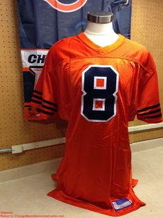 dec14750a99 7 Best Chicago Bears Game Used Jerseys images | Gifs, Gifts, Presents