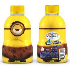 Danone Bonafont Kids Minion Water