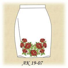 Заготовка к юбке Маки АК 19-07 Д