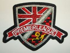 NEW 2 1//8 X 4 5//8 INCH SHELL SPORT IRON ON PATCH FREE SHIPPING