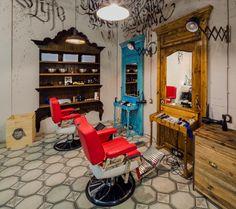 Black Beard Barbershop by B&V Studio, Moscow – Russia