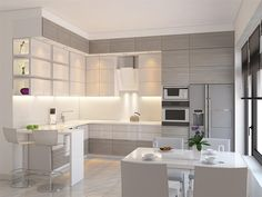 Osvětlení do kuchyně. Bathtub, Lights, Bathroom, Kitchen, Table, Inspiration, Furniture, Home Decor, Standing Bath