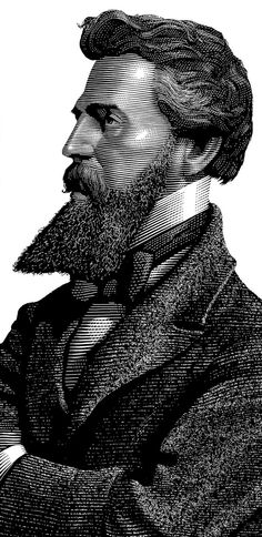 AUTHOR, AUTHOR…Herman Melville