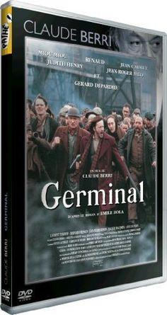 Germinal DVD ~ Gérard Depardieu