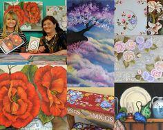 MONITOR | Silvia Mongelós - maestría | Manos a la Obra