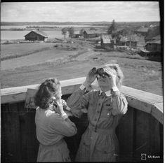 Wwii, Nostalgia, Army, Military, Couple Photos, Women, War, Finland, Historia