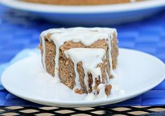 cinnamon roll pie(with beans)