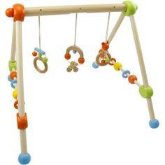 Babyspielzeug Holz-Gym von Hummelladen, http://www.amazon.de/dp/B008PPD1KI/ref=cm_sw_r_pi_dp_JmlSsb19SEE1Z