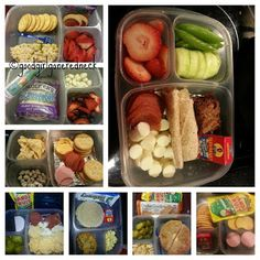 Good Girl Gone Redneck: I used to make crazy lunches for my kiddo ...