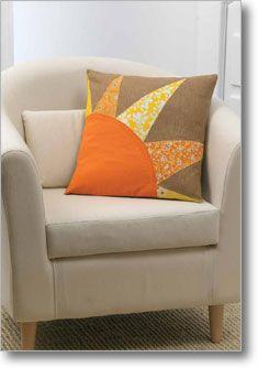 Insp.: Good Day Sunshine Throw Pillow $4.00