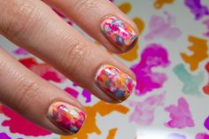 An S.F. Blogger Shares Her Impressive 30-Day Nail-Art Diary!